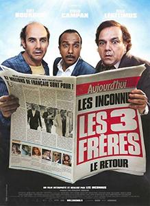 Les Trois Frères, Le Retour